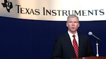 Texas Instruments' new CEO is trying to put the resignation behind the company, and he just might succeed