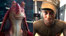 Jar Jar Binks reaparecerá en Disney+ presentando el concurso soñado por los fans de Star Wars