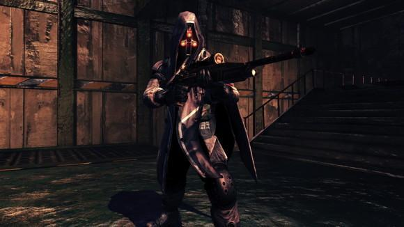 Killzone's Helghast invade Lost Planet 2
