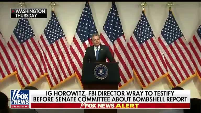 Fireworks expected at hearing on bombshell IG report