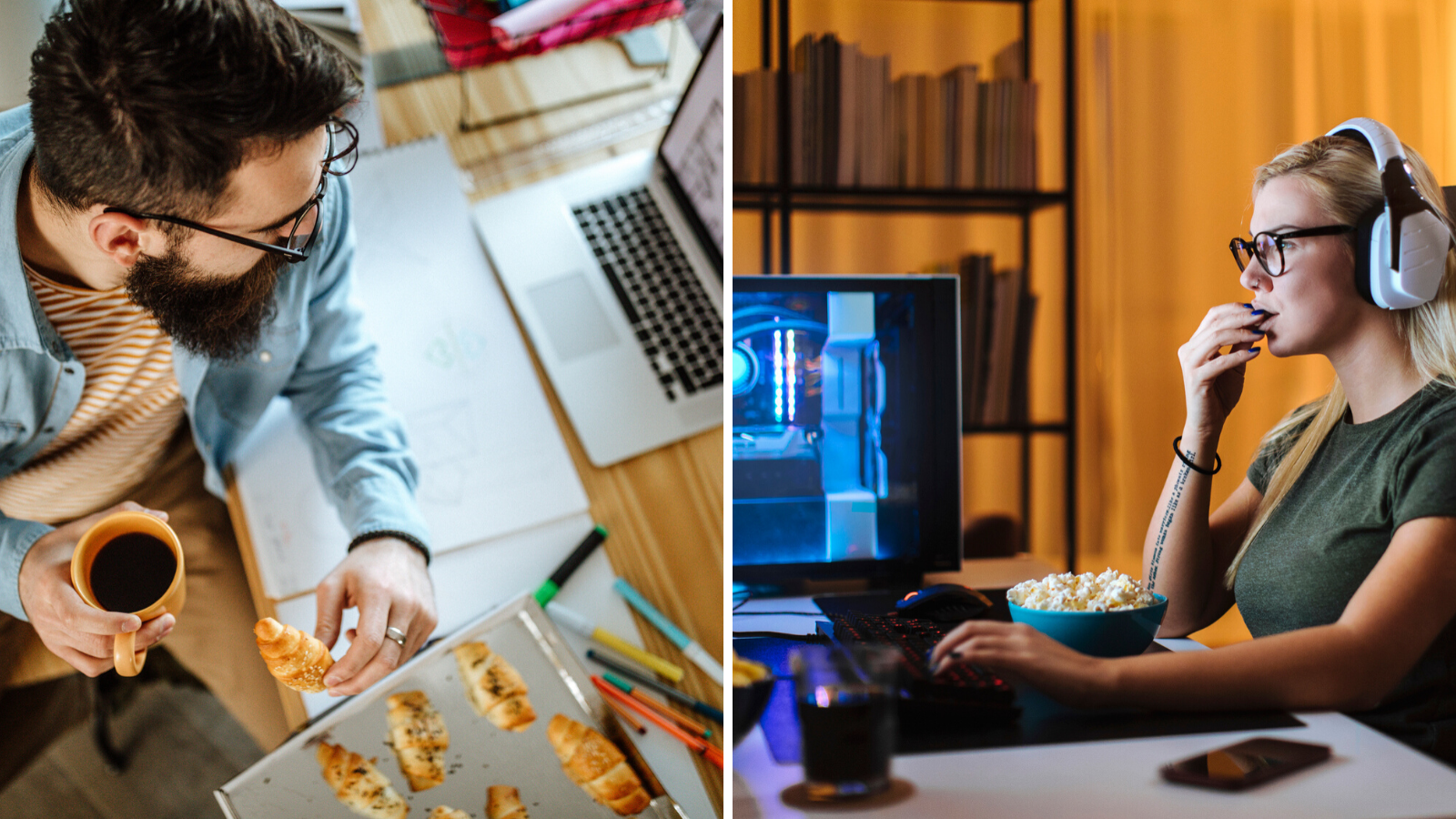 6 bad work-from-home habits that are ruining your productivity