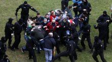 Biélorussie: le rassemblement de l'opposition violemment dispersé à Minsk