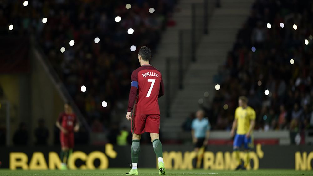 Portugal 2 Sweden 3: Last-gasp Cancelo own-goal ruins Ronaldo's homecoming