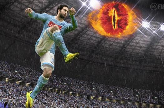 FIFA 15 holds off Mordor, Forza, Smash in this week's UK charts
