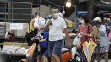 Taiwan's economy loses momentum as anti-virus controls pinch