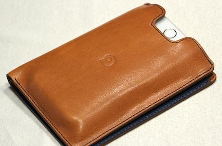 DannyP iPhone 5 wallets offer full functionality, great looks