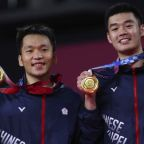 Olympics-Taiwan's medals revive debate over use of 'Chinese Taipei'