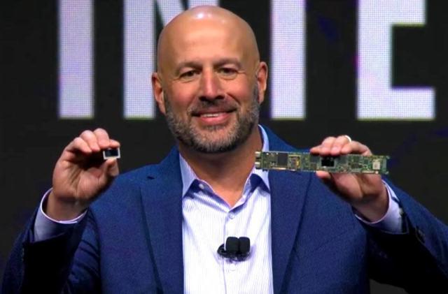 Watch Intel's CES 2020 keynote in nine minutes