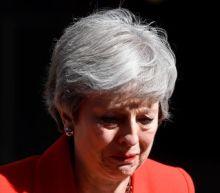 Brexit brings down May, Johnson stakes leadership claim