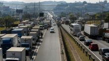 Chaos in Brazil as truckers strike despite fuel price cut