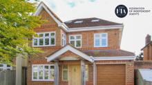 Bizarre fixture in otherwise stunning $2.5 million UK house