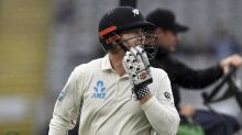 Rain hits 3rd day of New Zealand-England test