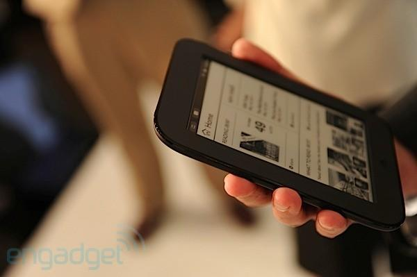 Barnes & Noble announces new touch-enabled Nook for $139 (video)