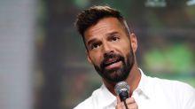 """Ricky Martin dice que el apoyo de algunos latinos a Trump es """"muy triste"""""""