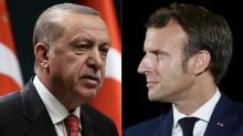 Turkey's Erdogan lashes out at Macron for his attitude towards Muslims
