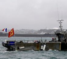 'We will go back, and next time it will be war': Warning of French fishermen as they sail away from Jersey standoff