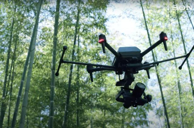 Sony's Airpeak S1 drone for Alpha cameras will cost $10,000 this September