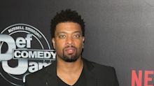 Comedian DeRay Davis opens up about being raped when he was 11 years old