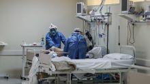 """Los médicos argentinos alertan: """"Estamos perdiendo la batalla"""" contra la COVID-19"""