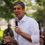 Democrat Beto O'Rourke trails Democratic rivals in cash contest