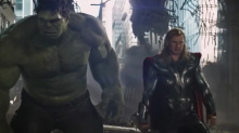 'Thor: Ragnarok' Shares New On-Set Photo and Synopsis Revealing Hulk vs. Thor 'Gladiatorial Contest'