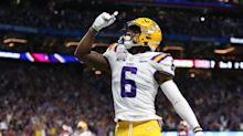 Mel Kiper Jr. gives the Ravens offense in latest two-round mock draft