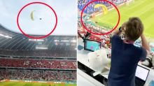 'Can't believe it': Euro 2020 rocked by frightening pre-match mishap