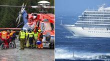 """Nave da crociera in avaria in Norvegia. Il racconto dei passeggeri: """"Un'esperienza terrificante"""""""