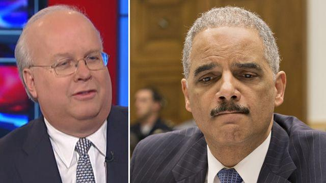 Rove: Holder's response to allegations has been inadequate