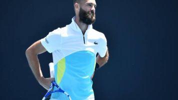 Tennis - ATP - Marseille - Marseille: Benoît Paire éliminé au deuxième tour par Alexander Bublik
