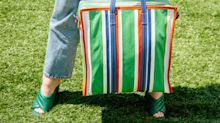 The most stylish weekender bags for your Labor Day getaway