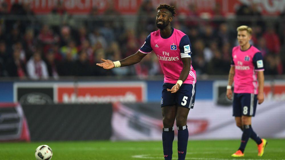 Hamburger SV: Trainer Gisol suspendiert Trio um Djourou