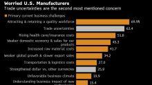 Trump: un dólar más fuerte afecta a sector fabril y crecimiento