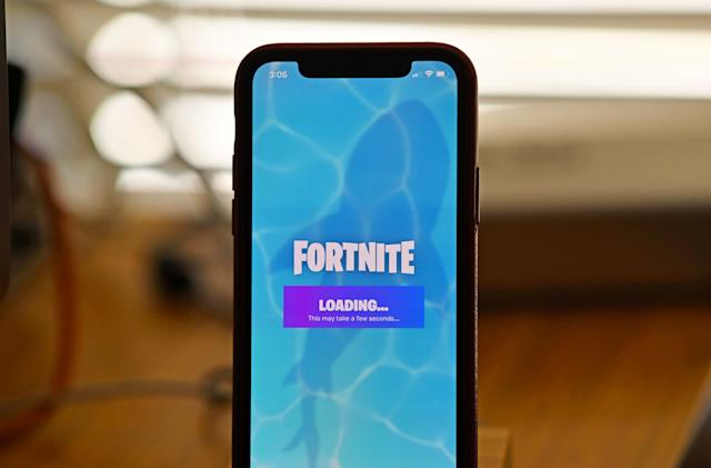 Apple calls Epic lawsuit a 'campaign to reinvigorate interest in Fortnite'