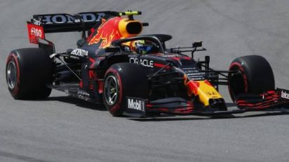 F1 - Red Bull - Sergio Perez(Red Bull) : «Je suis toujours en phase d'adaptation»