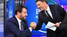 """Massimo D'Alema: """"Governo Renzi-Salvini? Il peggiore che si possa avere"""""""