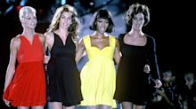 The Supermodels documentary is coming starring Naomi, Cindy, Lindy and Christy