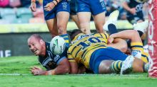 Blunder gifts Cowboys NRL win over Eels