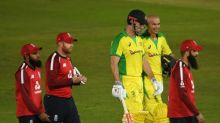 Australia ease past England in third T20 and take top spot as consolation prize
