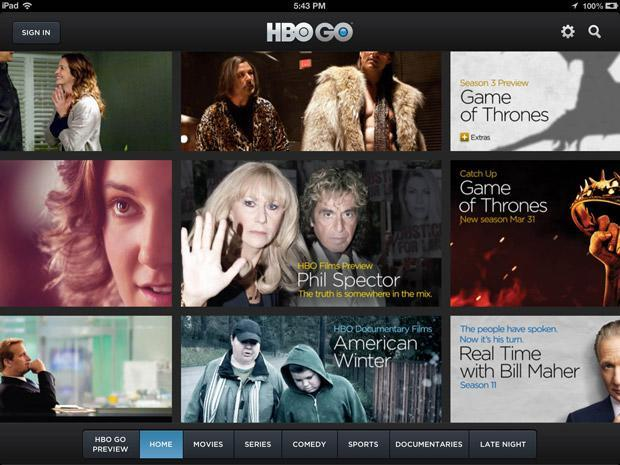 HBO CEO casually mentions standalone HBO Go option for broadband subscribers, but it's not à la carte