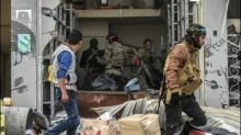 Türkische Armee festigt Kontrolle über nordsyrische Stadt Afrin