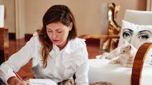 Inside the Glamorous World of Designer Sara Battaglia