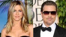 Jennifer Aniston and Justin Theroux's split has fans wondering about Brad Pitt