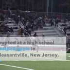 Video captures chaos after gunfire at NJ high school football game