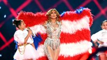 PETA slams Jennifer Lopez for wearing feathers during Super Bowl halftime show: 'Dozens of birds were KILLED for this'