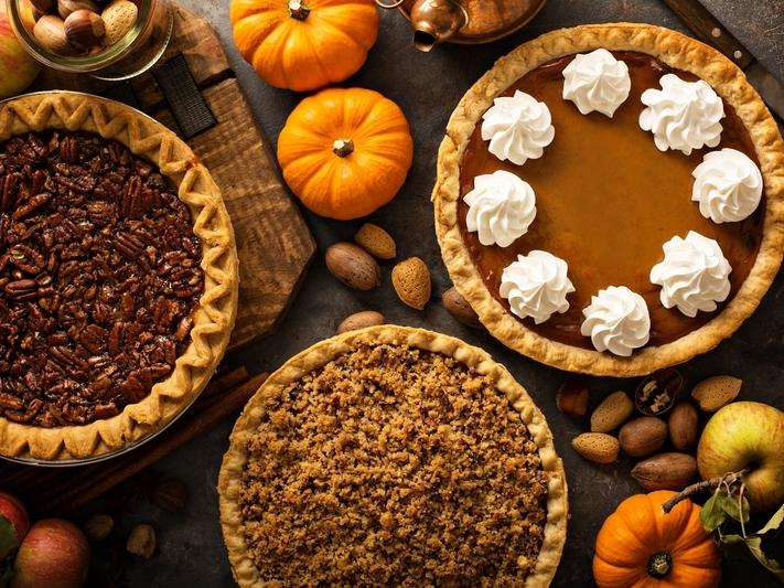 2020 could also be the year you make pumpkin pies from scratch.