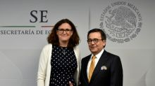 EU, Mexico reach 'agreement in principle' on free-trade deal