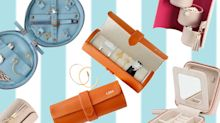 21 Travel Jewelry Cases for Your Next Trip