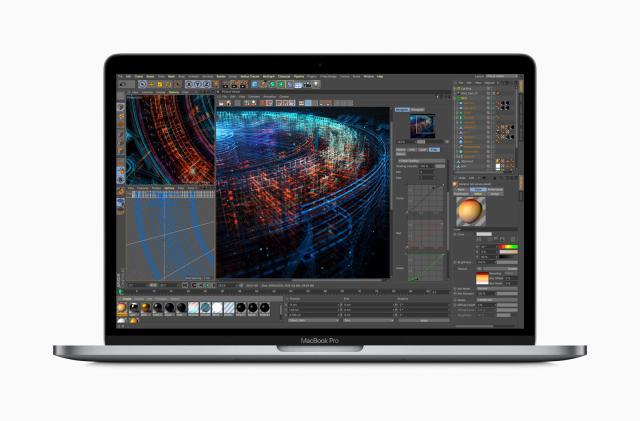 Apple will add Radeon Pro Vega graphics option to MacBook Pro