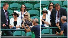 'I couldn't care less about Meghan': Wimbledon selfie-taker speaks out